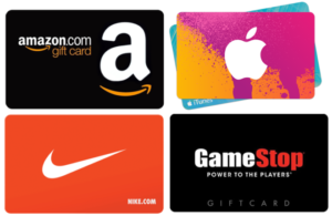 Win Nike Gift Cards