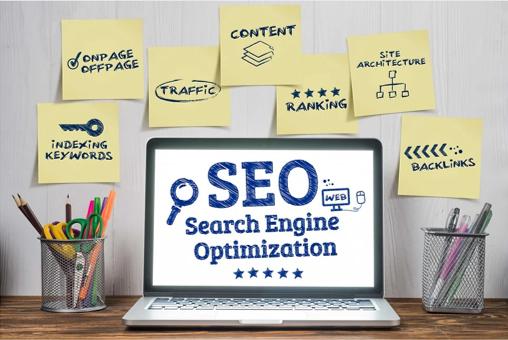 Search Engine Optimisation Rank Package (8 Keywords)